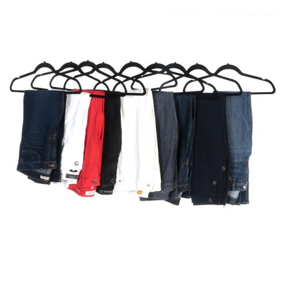 Citizens of Humanity, 7 For All Mankind, Tahari and Other Jeans