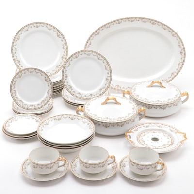 Haviland & Co. Limoges Porcelain Dinnerware