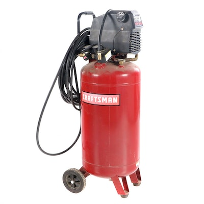 Craftsman Stand Up Portable Air Compressor