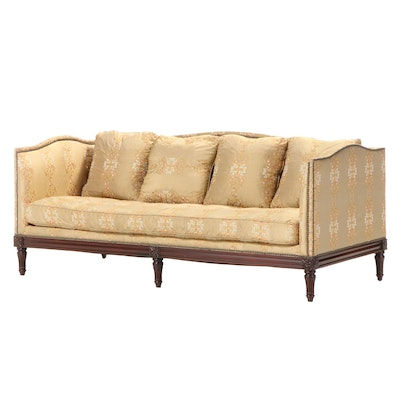 Lillian August for Drexel Heritage Louis XVI Style Sofa