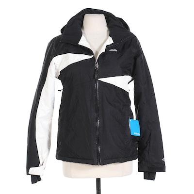 Women's Columbia Snowcalypse Ski Jacket with Omni Heat Technology