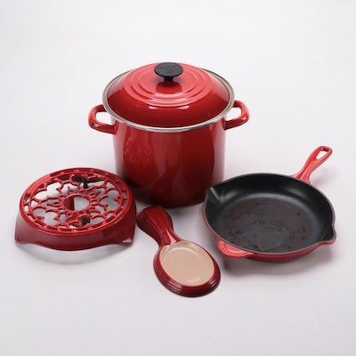 Le Creuset Ceramic and Cast Iron Bakeware