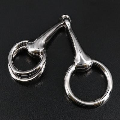 Hermès Mors Scarf Ring