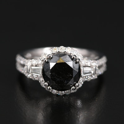 14K 3.37 CTW Diamond Ring