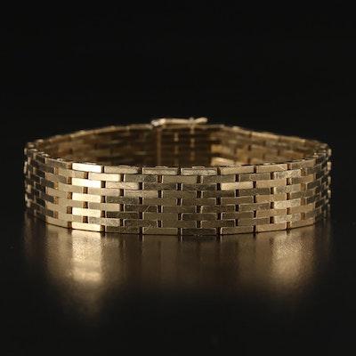 Danish Panther Link Bracelet