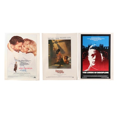 "1980s Drama Halftone 30"" x 40"" Theatrical Release Movie Posters"