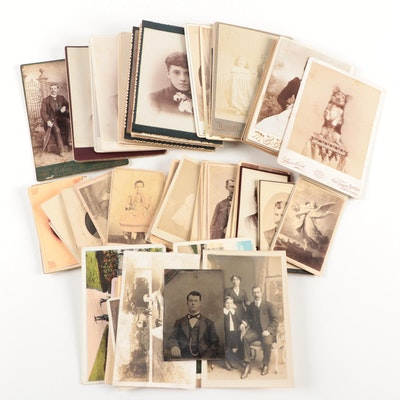 Collection of Late 19th and Early 20th Century Photographs