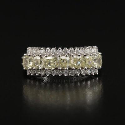 EFFY 14K 1.55 CTW Diamond Ring