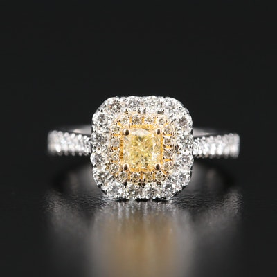 EFFY 18K Diamond Ring