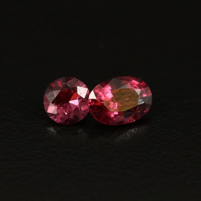 Loose 1.52 CTW Faceted Spinel