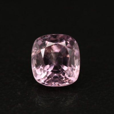 Loose 1.55 CT Cushion Cut Spinel