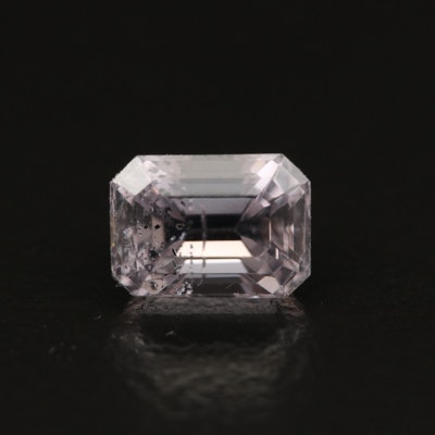 Loose 1.29 CT Rectangular Spinel