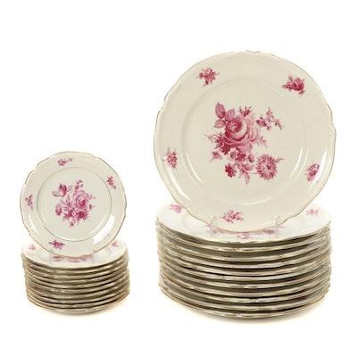 "Royal York ""Gobelin"" Bone China Dinnerware, Early to Mid 20th Century"