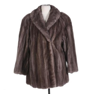 Mink Fur Stroller Jacket from Kandel Furs of Chicago