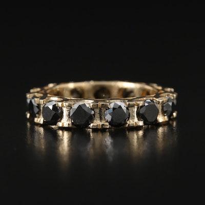 14K 3.40 CTW Diamond Eternity Band