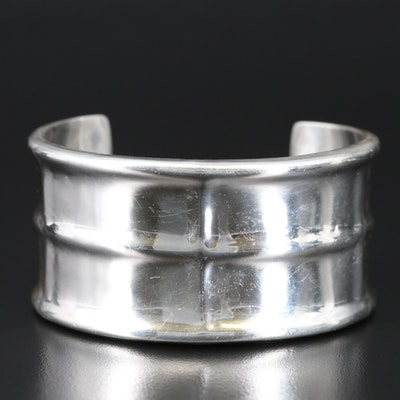 Taxco Mexican Sterling Cuff