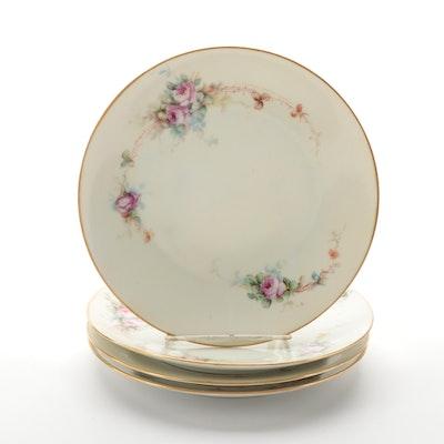 Hutschenreuther Selb Bavaria L.H.S. China Plates