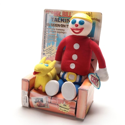 "TM Dreamsite ""It's Mr. Bill"" Talking Doll in Original Packaging, SNL, 1998"