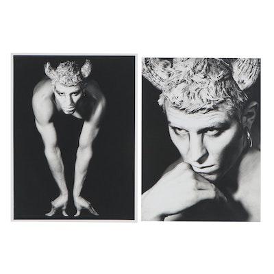 Michele Martinoli Silver Gelatin Photographs, Late 20th Century