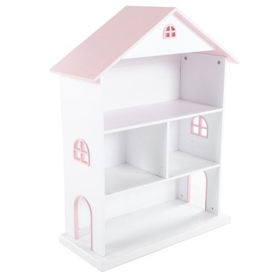 "Contemporary ""Doll House"" Bookcase"