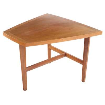 "George Nakashima for Widdicomb ""Sundra"" Mid Century Modern Walnut Side Table"