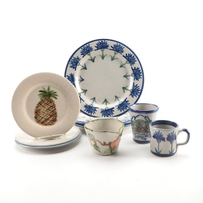 Louisville Stoneware and Other Ceramic Tableware, Late 20th Century