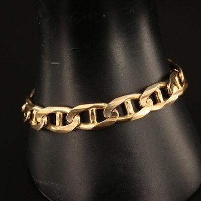 14K Mariner Link Bracelet