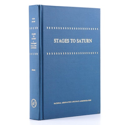 """Stages to Saturn: A History of the Apollo/Saturn"" by Roger E. Bilstein, 1980"