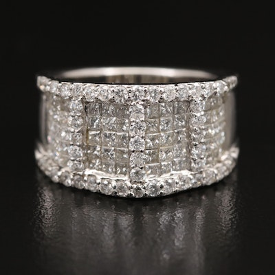 14K 2.25 CTW Diamond Ring