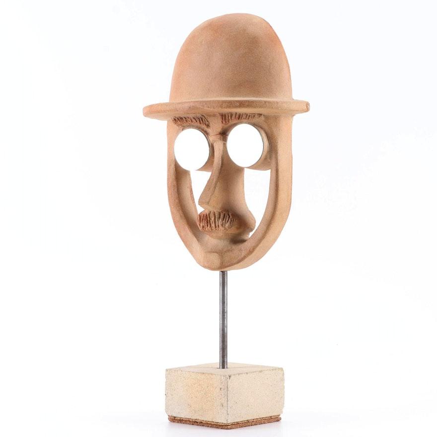 David Gil for Bennington Pottery Modernist Sculpture