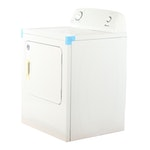 Amana White 6.5 Cu. Ft. 11-Cycle Electric Dryer