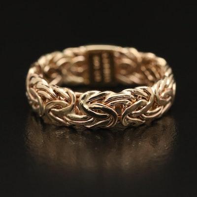 14K Byzantine Ring