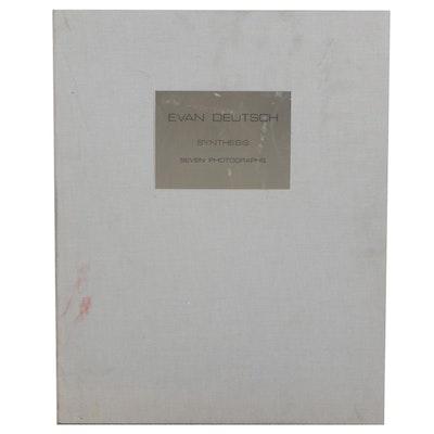 """Evan Deutsch Silver Gelatin Photograph Folio """"Synthesis,"""" 1993"""