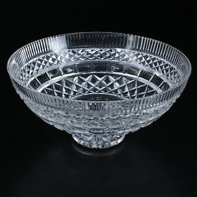 Waterford Crystal Footed Centerpiece Bowl