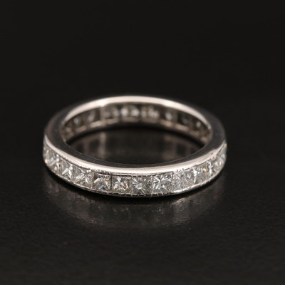 14K 2.45 CTW Diamond Eternity Band