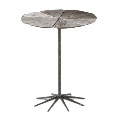 "Richard Schultz by Knoll Wood, Metal and Resin ""Petal"" Table"
