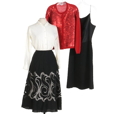 Nic + Zoe, Tony Lambert, Ellen Tracy, and Liz Claiborne Dress and Separates