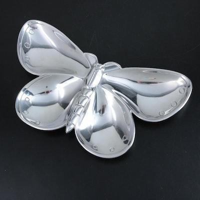 Mariposa Metal Butterfly Dish