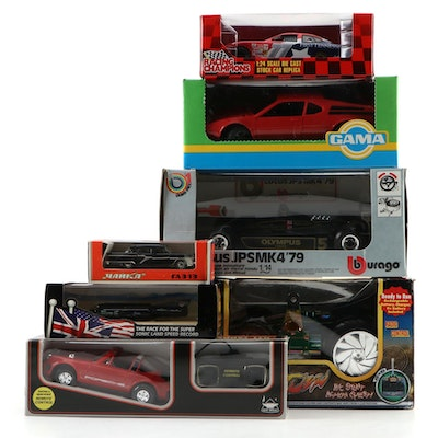 Bburago, Lledo and Other Die Cast and Remote Controlled Cars