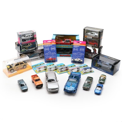 Lindberg, Ertl and Other Diecast Cars
