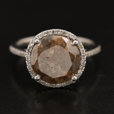 14K 4.79 CTW Diamond Ring