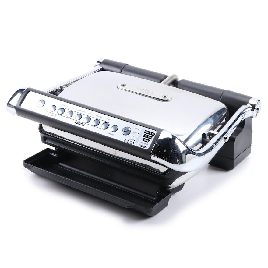 All Clad Electric Indoor Meat Grill