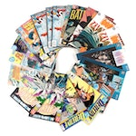 """Modern and Bronze Age DC Comics, Including """"Superman"""", """"Batman"""", and More"""