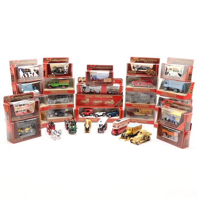 "Matchbox ""Models of Yesteryear"" Model Cars Including Special and Limited Edition"