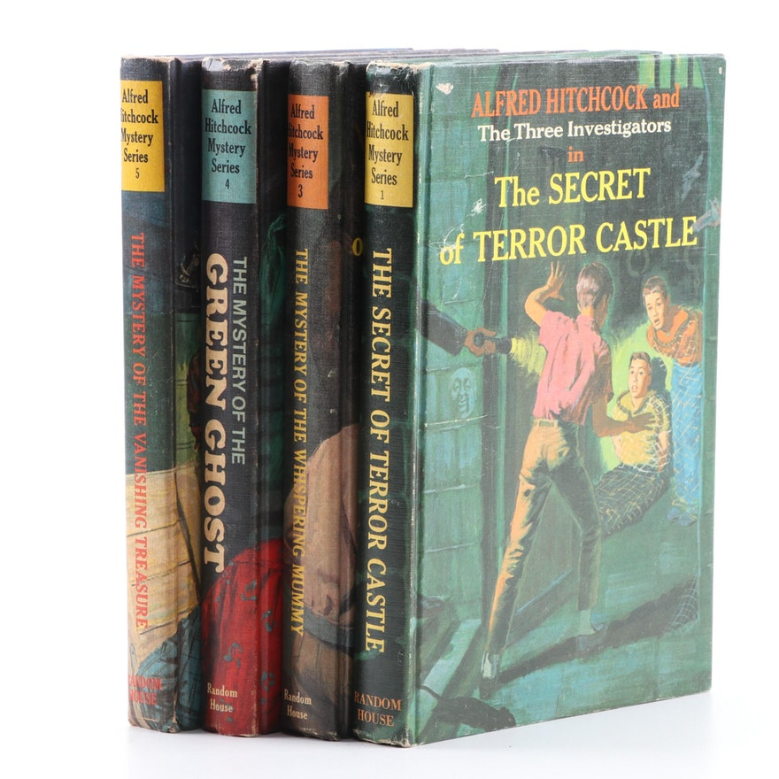 Alfred Hitchcock Mystery Series Partial Set, 1964–1966