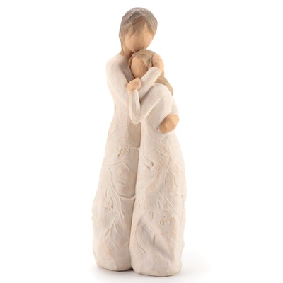 """Willow Tree """"Close to Me"""" Figurine Designed by Susan Lordi, 2008"""