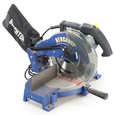Benchtop 10-Inch Double Insulated Miter Saw