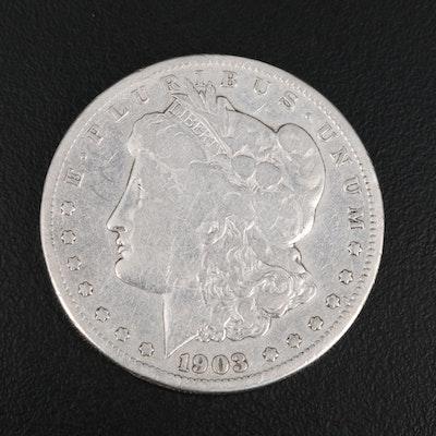 Key Date 1903-S Morgan Silver Dollar