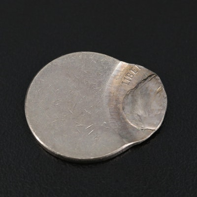 Jefferson Nickel Off-Center Error Coin