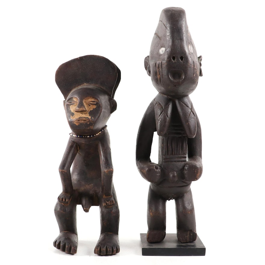 Mbole Style and Other Central African Figure